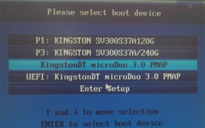 用u盘装系统冒出一个z盘怎么回事