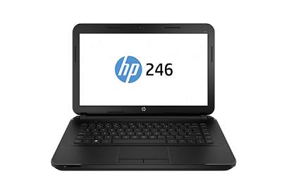 惠普246 G6笔记本怎么安装win10系统