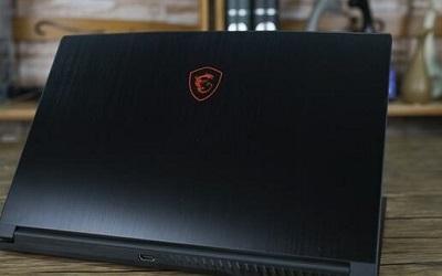 微星GF63笔记本安装win7系统操作教程