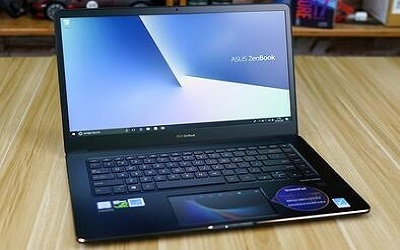 华硕灵耀X Pro15笔记本安装win10系统的操作教程
