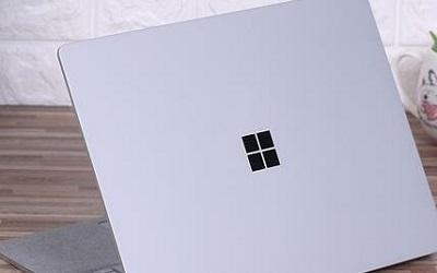 微软surface laptop笔记本u盘安装win7操作系统教程