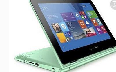惠普pavilion x360 11-k048tu笔记本用大白菜U盘安装win7系统的操作教程