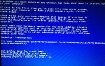 电脑蓝屏代码0x0000007e怎么办 电脑蓝屏代码0x0000007e解决方法